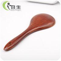 越南红木勺子 酸枝木饭勺汤勺调料勺 家用厨房用具木质餐具批发