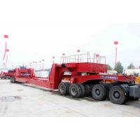 欧瑞达牌WZY9100TZC特殊大件物品运输半挂车