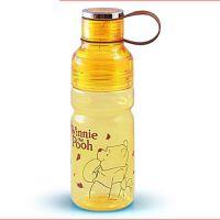 维尼熊太空杯/600ML迪士尼旅行水壶BC30164黄/0554