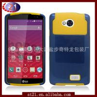 LG LS660 硅胶手机套 二合一满天星手机壳企业集采 厂家批发