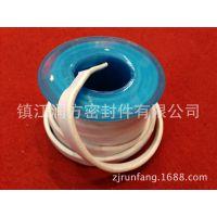 高回弹性阀门密封膨体聚四氟弹性带 供应优质弹性四氟带
