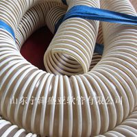 不含塑化剂大口径的PU塑筋管,规格140*0.9