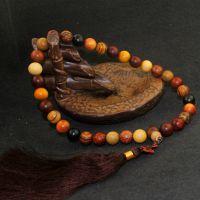 厂家直销精品多宝珠佛珠手链33颗纯手工手串念珠挂件盘珠手饰批发