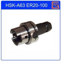 供应HSK-A63 ER20-100数控刀柄,厂家直销批发
