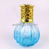 无烟香薰灯玻璃熏香瓶 进口台湾棉芯灯芯配件配聖柏雅蘭精油使用