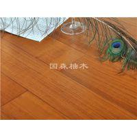 供应缅甸柚木地板 来自大自然的天然实木 中国著名柚木品牌国森柚木地板