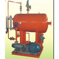 北海市新宏鱼粉设备有限公司蒸汽冷凝水回收系统