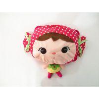 厂家直销 卡通娃娃超暖双插手防爆电暖宝暖手宝充电式热水袋 批发