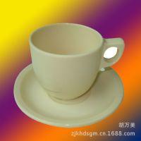 厂家供应优质低价的酒店餐馆用餐具密胺咖啡杯碟