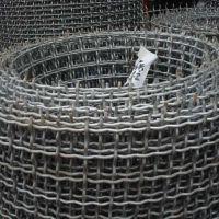 低碳钢丝轧花编织网广州穗安筛网制造加工定做
