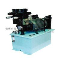 厂家专业生产 用于驱动双作用油缸 压线钳 液压泵 电动泵图片