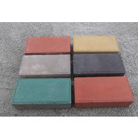 供应扬州哪里有彩砖厂(草坪砖、广场砖)13665206150