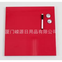 厂家专业定制 折边彩钢板 个性磁白板 无框磁性板 卷边彩涂钢板