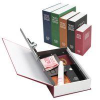 批发高质量 大号英文词典存钱罐 书本迷你保险箱 英语字典藏金箱