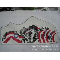 厂家直销石狮市PU皮革平板数码打印机 EVA拖鞋万能数码彩印机设备