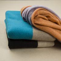 软糯细腻色织100%山羊绒围巾高品质秋冬围巾批发经典服装搭配