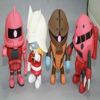 PVC公仔,塑胶玩具公仔,欢迎加工定做