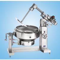 供应北京益友调味品加工设备-YJBG-150型自动搅拌炒锅