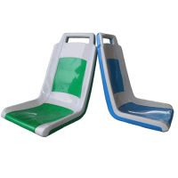黄岩厂家承接促销塑料椅子模具 公交车座椅模具 校车椅子模具