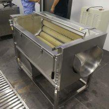 供应初加工设备 土豆去皮机价格 土豆去皮机使用说明