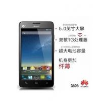 Huawei/华为 G606 双核安卓智能触屏手机 5.0寸大屏手机