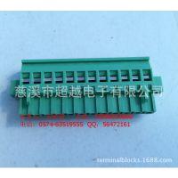 插拔式接线端子2EDCM,5.08,12P带耳朵,铜,UL,CE,ROHS