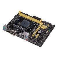 华硕主板批发 A55BM-E 台式电脑主板 支持FM2+四核 A55芯片 总代