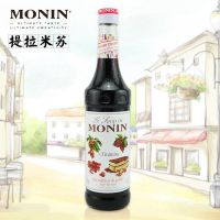 马来西亚进口 莫林糖浆提拉米苏风味 莫林果露 MONIN 700ml 正品