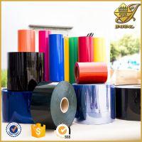 供应优质国家药用级PVC透明片、彩色片