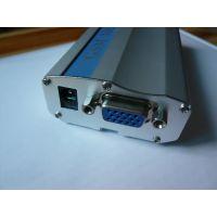 供应单口RS232 9针串口GSM调制解调器稳定 可靠