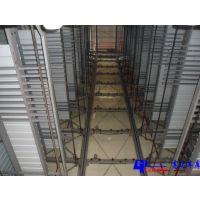 广东垂直升降立体车库厂家 南海高达十五层垂直升降停车库 高层机械车库