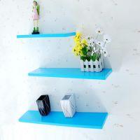 烤漆墙上置物架鞋架搁板架一字隔板层板宜家单板壁板定做满包邮