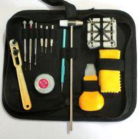 修表工具套装 手表维修钟表工具套装拆表带器开表器 钟表工具包