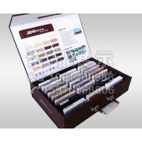 供应定制石英石样品包装盒 纸盒 样板盒