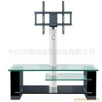供应电视柜--钢化玻璃,铝合金,冷轧板材料