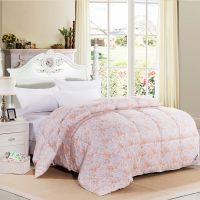 羽绒被特价 加厚保暖床上用品被芯 婚庆床品被子厂家批发厂家