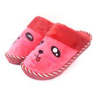 2014秋冬季新款棉拖鞋 爆款熊猫拖鞋 男 女居家拖鞋室内耐磨防滑