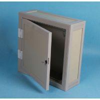 赛普供应500*350*250灰盖防水箱 塑料电表箱 交流配电箱