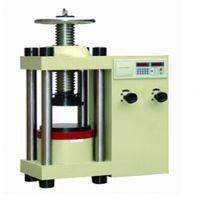 ★100T石料抗剪力检测设备、人造石压力测试仪器、抗压强度试验数据