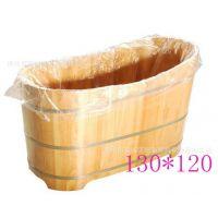 【销量领先】木桶袋 塑料袋 水疗袋 泡澡袋120*130 HDPE 量大从优