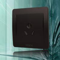 开关插座正品特价面板 C3插座 16A 16安空调三孔插座 热水器16安