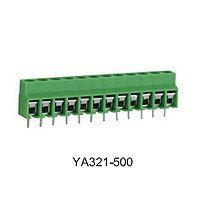 供应永星PCB接线端子、插播式接线端子,YA321-500