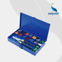 赛普直销 压接工具套装 HS0.5-16PZD 配套套管式端子压线钳