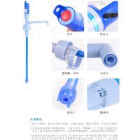 加长智能电动饮水器/电动饮水机/手压泵 桶装水电动抽水器