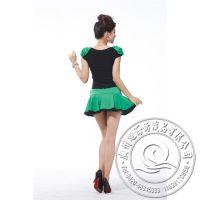 一站式采购 韩国服饰 透气清凉洗浴了绿色技师服系列经典