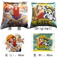 专业生产厂家订做热升华转移印日本卡通动漫抱枕