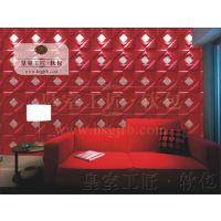 【软包皮革】供应63成都软包生产|墙面背景使用软包可以增添室内的色彩