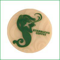 OEM订做艺高环保软胶PVC杯垫 滴胶餐垫 餐厅厨房必备环保用品