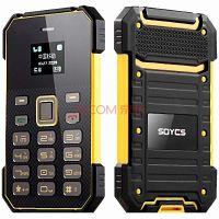 SOYES S1三防迷你卡片手机 德国超薄 男女户外备用手机