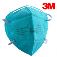 济南一级代理 3M正品9132 N95级别医用防护口罩 防雾霾PM2.5 防流感 盒装 30个